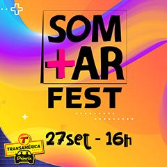 Transamérica Drive In apresenta Somar Fest
