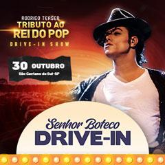 Senhor Boteco Drive in Apresenta Rodrigo Teaser Tributo ao Rei do Pop