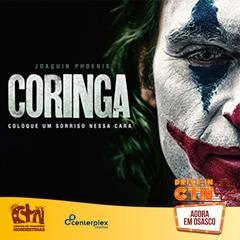 Cine CTN Osasco apresenta Coringa