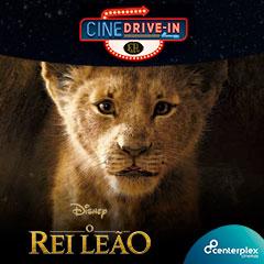 Cine Atibaia Drive In apresenta Rei Leão