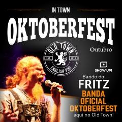 Oktoberfest Old Town English Pub