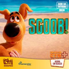 Cine CTN Osasco apresenta Scooby Doo