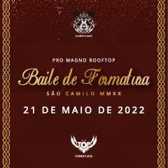 Baile de Formatura São Camilo Saúde