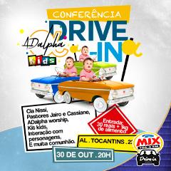 Conferência Kids Drive In