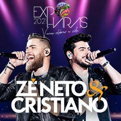 Expo Haras apresenta Zé Neto & Cristiano