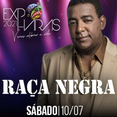 Expo Haras apresenta Raça Negra