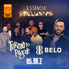 Turma do Pagode e Belo