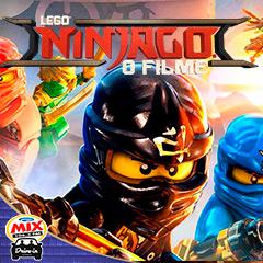 Mix Drive In apresenta Lego Ninjago O Filme