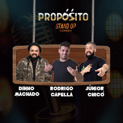 Propósito Stand Up Comedy