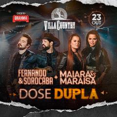 Fernando & Sorocaba e Maiara & Maraisa (Dose Dupla)
