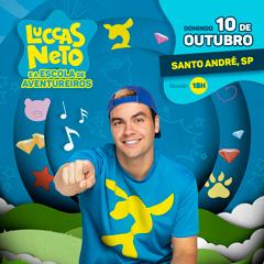Luccas Neto em Santo André (Piso Inferior)