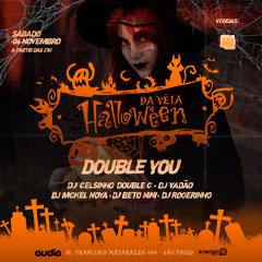 Halloween da Véia Double You