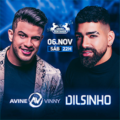 Dilsinho e Avine Vinny