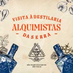 Visita à Destilaria Alquimistas da Serra