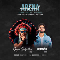 Arena Weekend