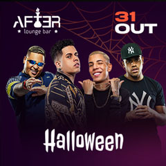 Halloween Com GAAB, Mc Ryan, Don Juan, MC Davi e mais!