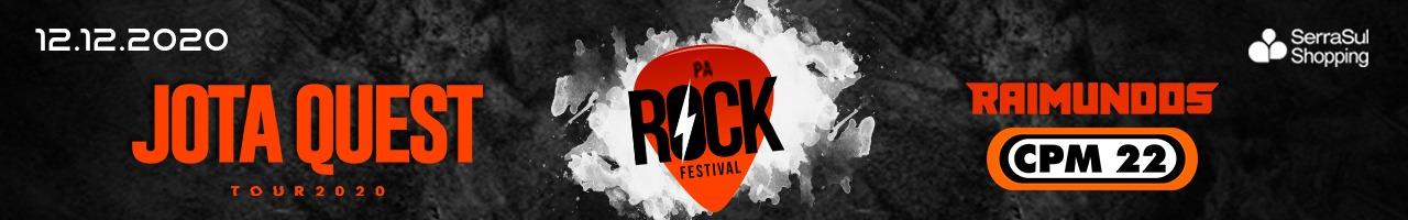 P.A. Rock Music Festival com Jota Quest, CPM 22 e Raimundos
