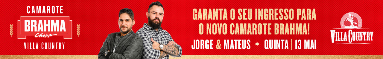 Camarote Brahma Jorge & Mateus