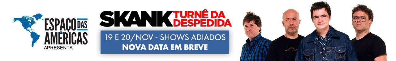 Skank Turnê da Despedida Show Extra