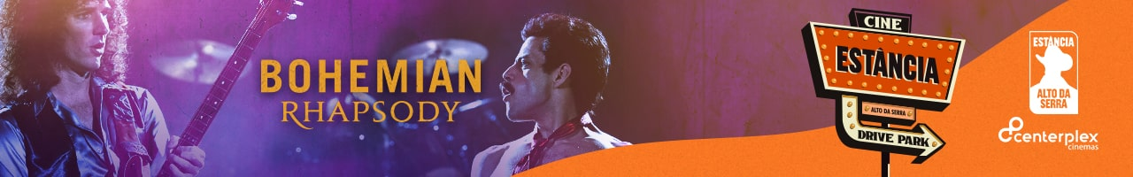 Cine Estância Drive Park Bohemian Rhapsody