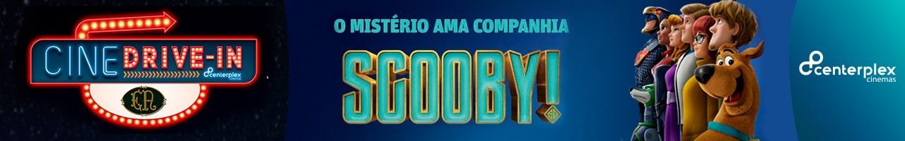 Cine Atibaia Drive In apresenta Scooby