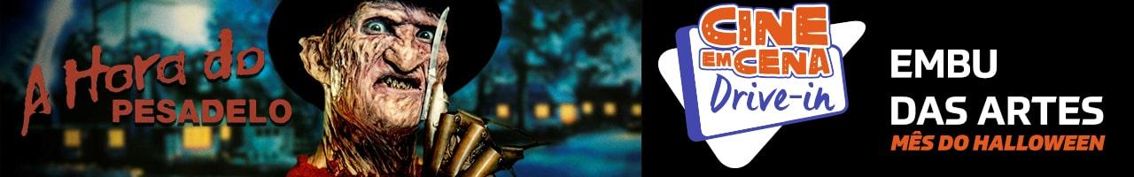 Cine em Cena Drive In Halloween apresenta A Hora do Pesadelo (1984)