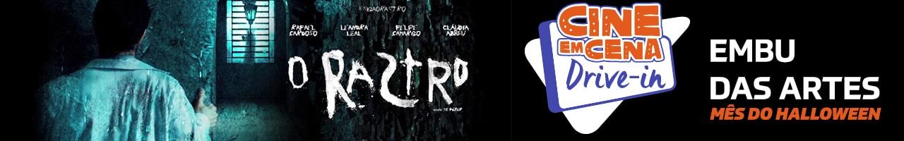 Cine em Cena Drive In Halloween apresenta O Rastro