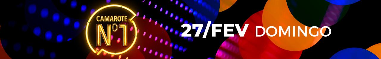 Camarote N1 2022 Domingo