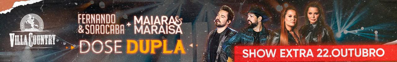 Fernando & Sorocaba e Maiara & Maraisa (Dose Dupla) Show Extra