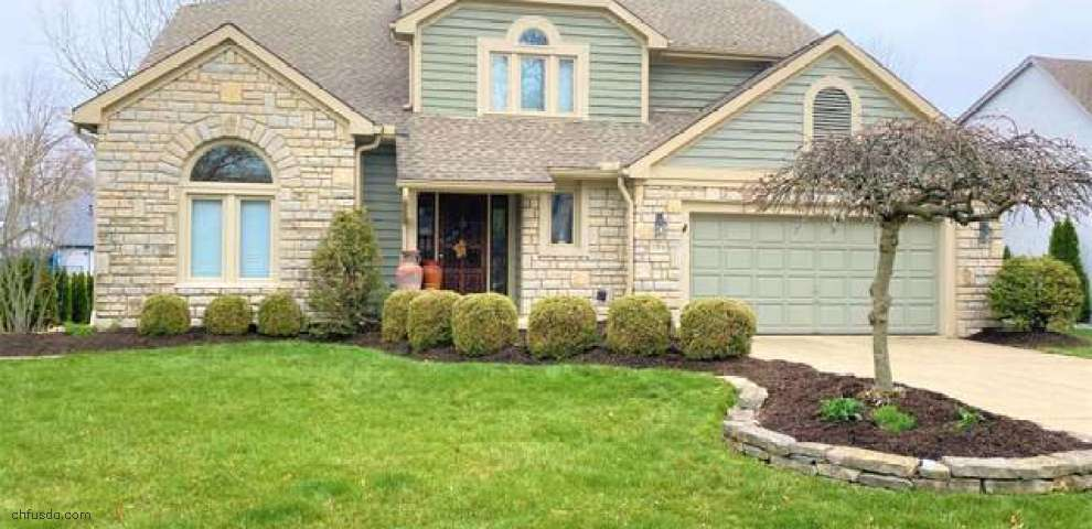 1194 Springtree Ln, Westerville, OH 43081