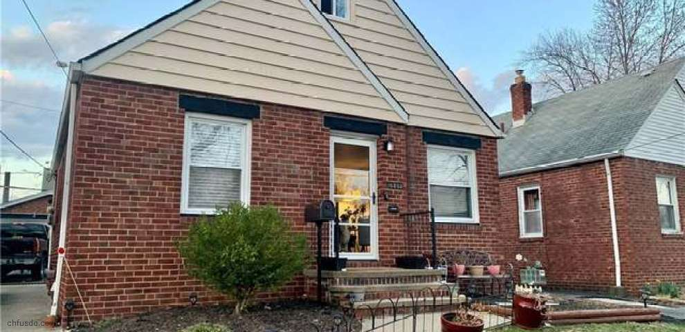 10802 Peony Ave, Cleveland, OH 44111 - Property Images