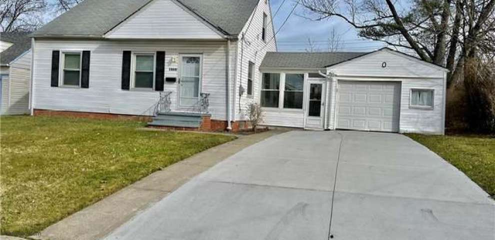 20001 Marvin Rd, Warrensville Heights, OH 44128