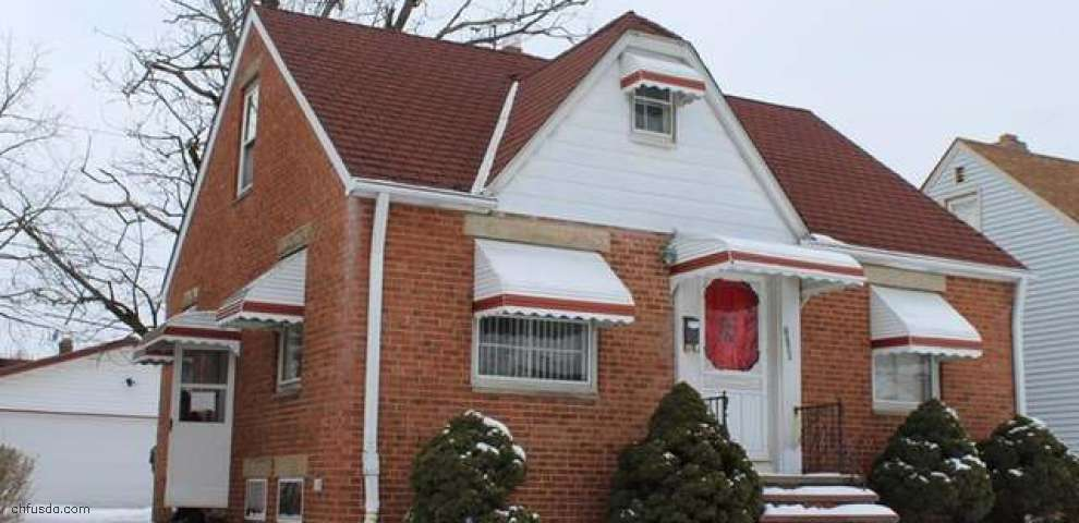 4472 Glenview Rd, Warrensville Heights, OH 44128