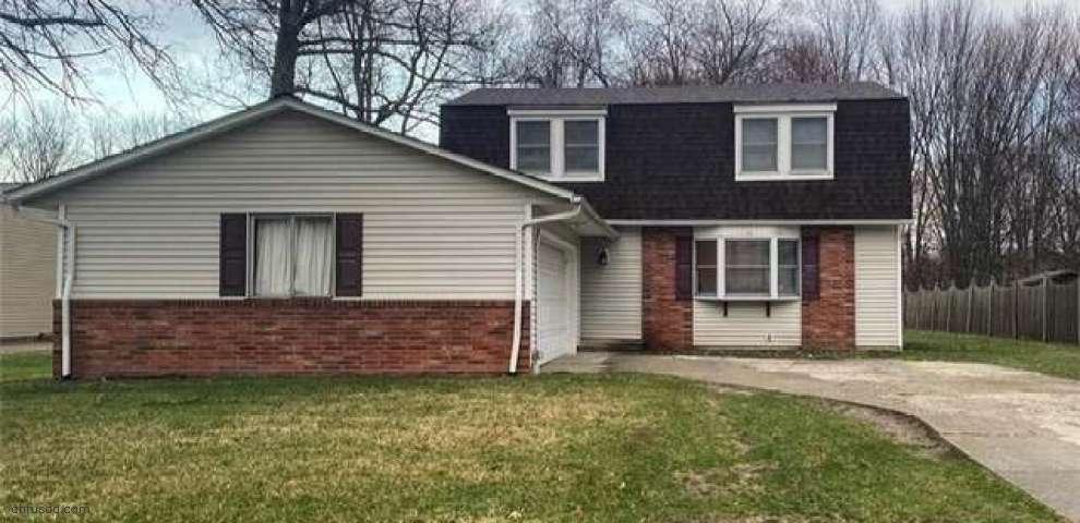 8639 Brentwood Dr, Olmsted Township, OH 44138