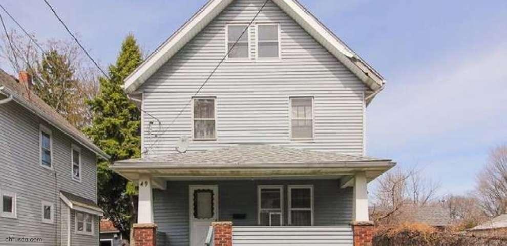 49 W Salome, Akron, OH 44310