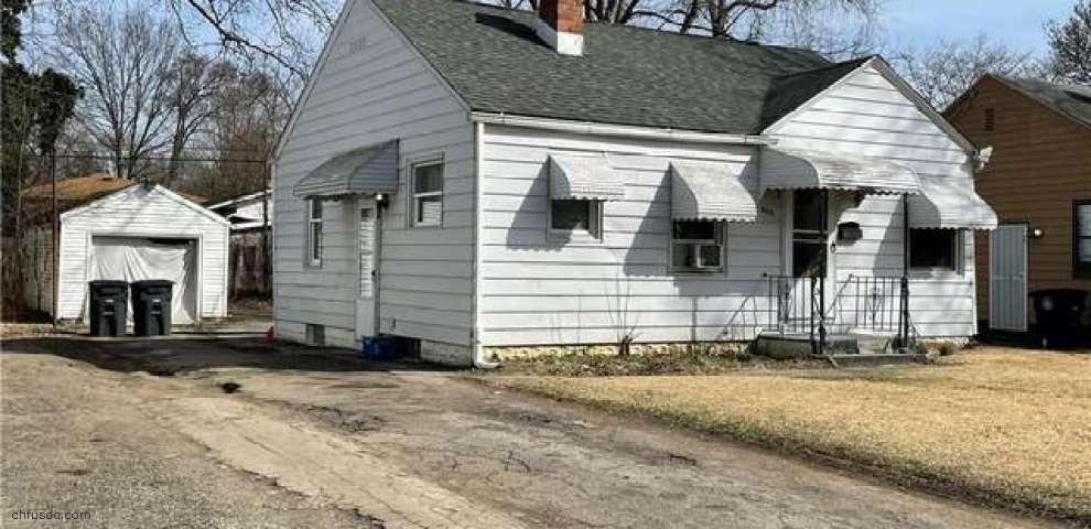805 Seward Ave, Akron, OH 44320