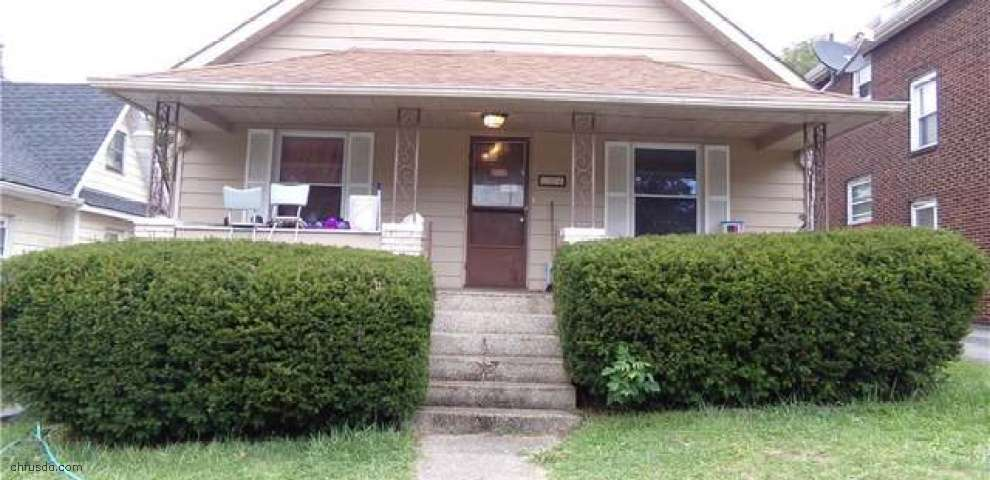 166 Tremble Ave, Campbell, OH 44405