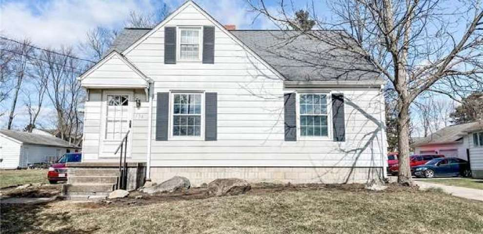 158 Marshall Ave W, Warren, OH 44483
