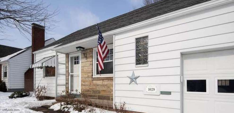 1029 W College Rd, Alliance, OH 44601 - Property Images