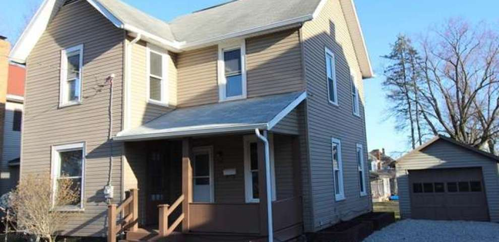 223 W Paradise St, Orrville, OH 44667