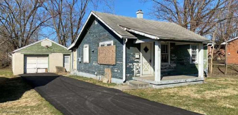 1720 Sheffield St, Middletown, OH 45044