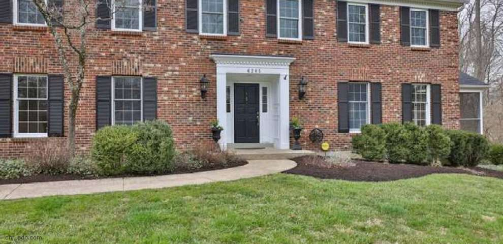 6265 Hunters Trl, Indian Hill, OH 45243