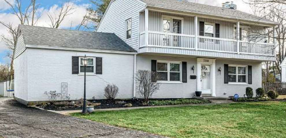 7208 Quailhollow Rd, Sycamore Twp, OH 45243