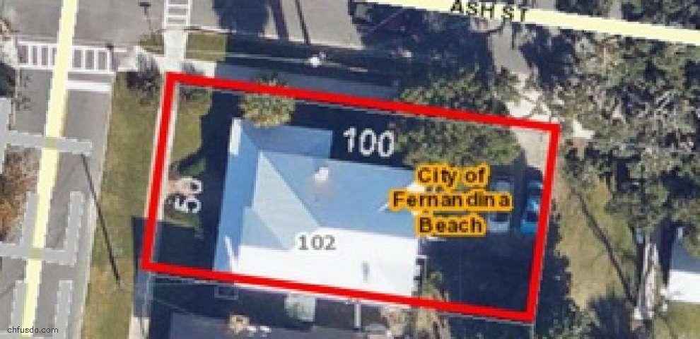 102 S 7th St, Fernandina Beach, FL 32034