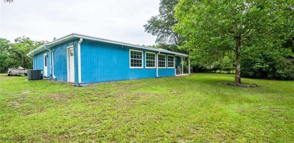 14064 NE 110th Avenue Rd, Fort Mc Coy, FL 32134