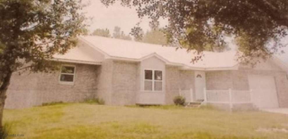 117 Palmetto Rd, Georgetown, FL 32139