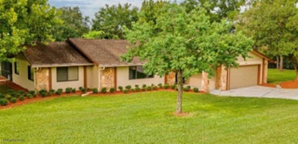 2902 Marion County Rd, Weirsdale, FL 32195
