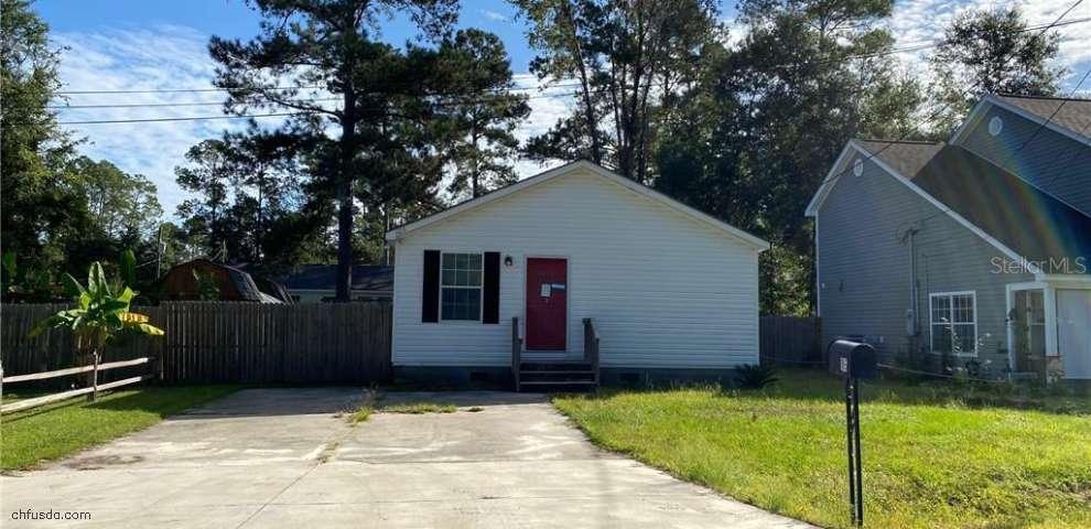 105 Tafflinger Rd, Crawfordville, FL 32327