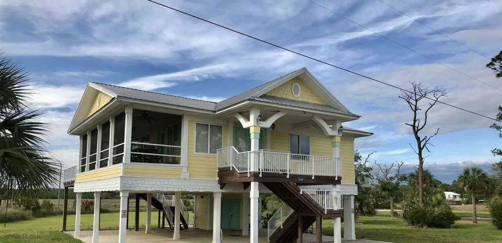 1640 Ezell Beach Rd, Perry, FL 32348