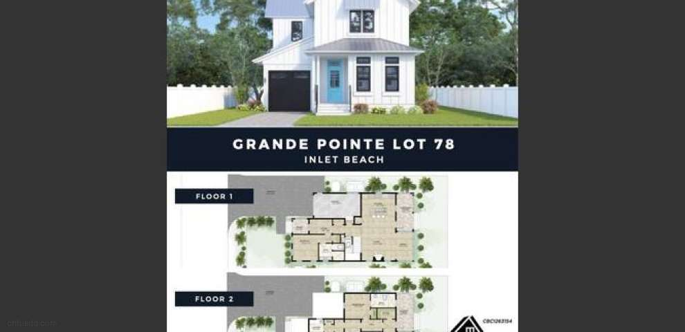70 Grande Pointe Dr, Inlet Beach, FL 32461 - Property Images